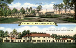 Tara Hill', Fort Mcclellan