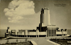 "Ggeneral Motors Building ""A Century of Progress"""