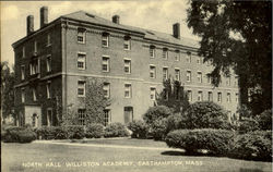 North Hall Willston Academy