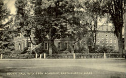 South Hall Willston Academy
