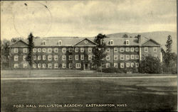 Ford Hall Williston Academy