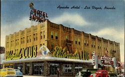 Apache Hotel, 2nd and Fremont Sts
