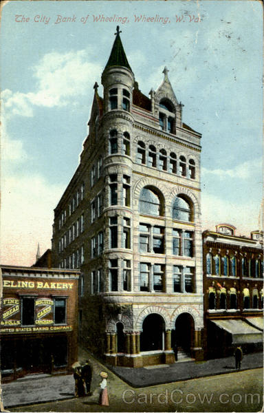 The City Bank Of Wheeling West Virginia
