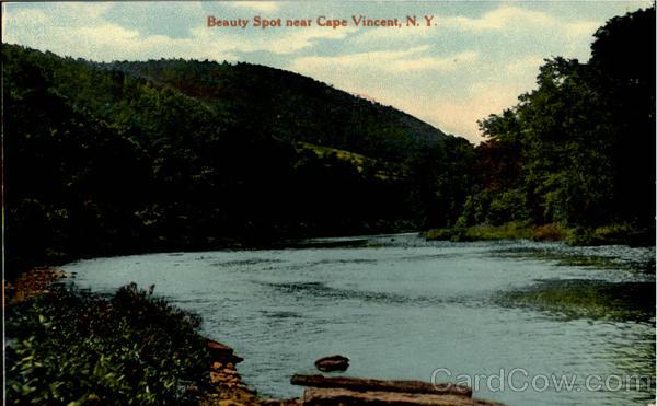 Beauty Spot Near Cape Vincent New York