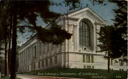 Doe Library, University Of California