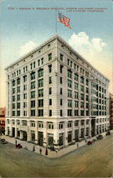 Herman W. Hellman Building, Fourth And Spring Streets