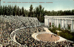 Greek Amphi-Theatre, University Of California