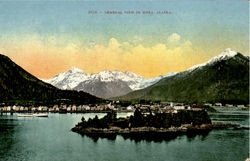 General View Of Sitka