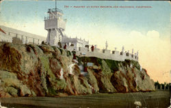 Parapet At Sutro Heights