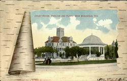 Court House Pavilion And Plaza
