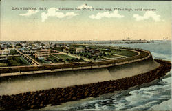 Galveston Sea Wall