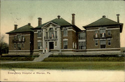 Emergency Hospital At Warren