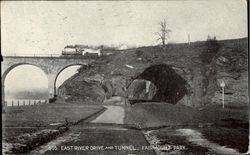 East River Drive And Tunnel, Fairmount Park