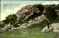 Wichita Mountains Near Hobart