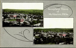 AeropLane View Of McAlester