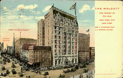 The Wolcott, 31st Street, 5th Ave