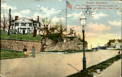 Jumel Mansion, Edgecombe Ave 160th St