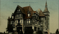Wyckoff Home Postcard