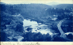 Ausable In The Adirondacks