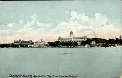 Alexandria Bay From Imperial Island