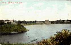 Mill Pond Postcard
