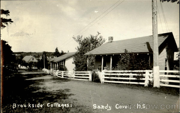 Brookside Cottages Sandy Cove Nova Scotia