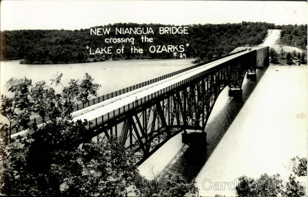 New Niangua Bridge Lake of the Ozarks Missouri