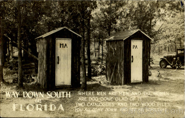 Florida Outhouses
