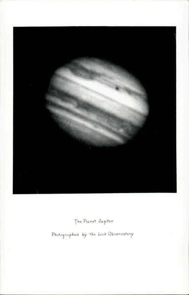 The Planet Jupiter Miscellaneous