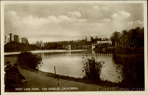 West Lake Park Los Angeles California