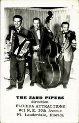 The Sand Pipers, 801 N. E. 20th Avenue