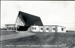 Mission Covenant Church Postcard