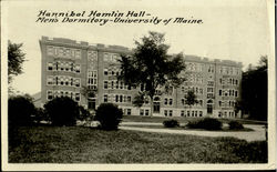 Hannibal Hamlin Hall, University of Maine