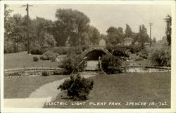 Electric Light Plant Park