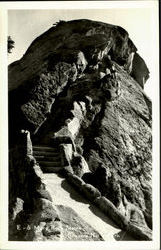 Moro Rock Stairs, Sequoia Natural Park