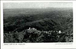 Aerial View Of Mt. Hamilton