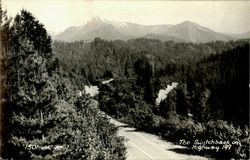 The Switchback On Highway 199
