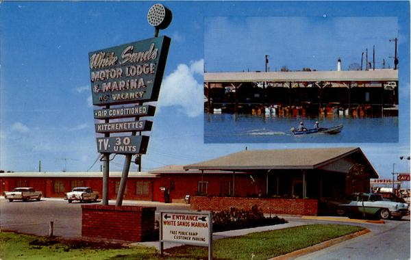 White Sands Motor Lodge And Marina Inc. Port Isabel Texas