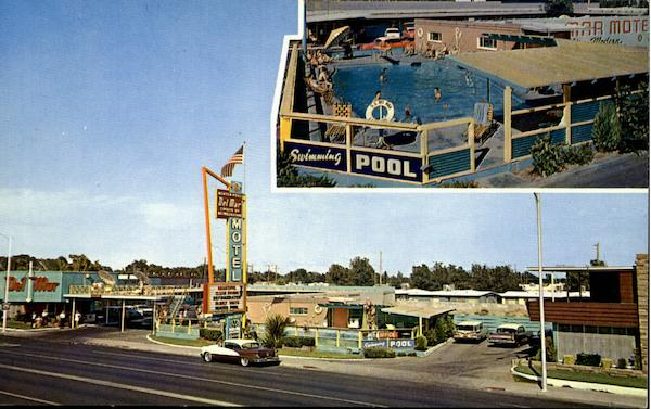 The Beautiful Del Mar Resort Motel, 1411 Las Vegas Blvd Nevada