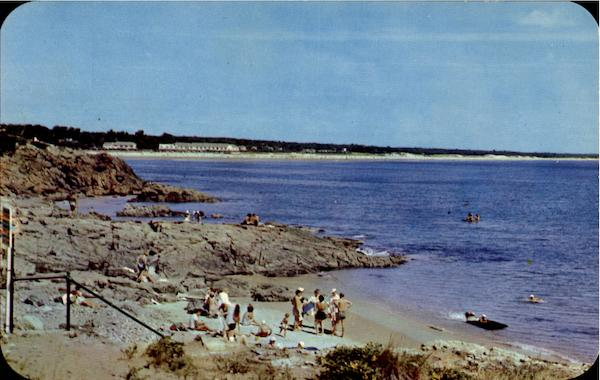 The Little Beach Ogunquit Maine