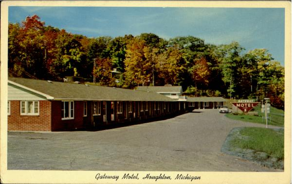 Gateway Motel Houghton Michigan
