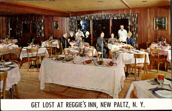 Get Lost At Reggie's Inn New Platz New York