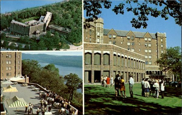 Hotel Thayer, U. S. Military Academy West Point New York