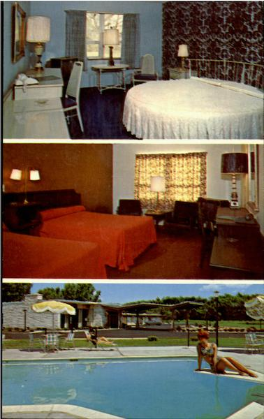 Gateway Motel, 175 North Genesee Street Utica New York