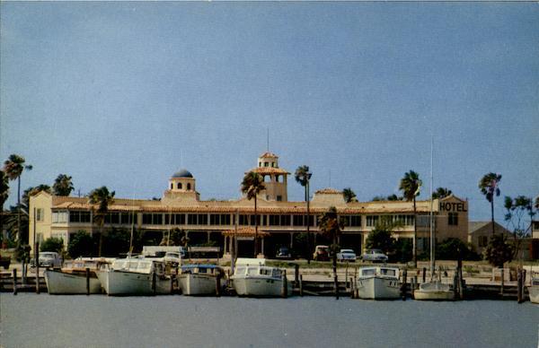 Laguna Madre Motor Hotel Port Isabel Tx