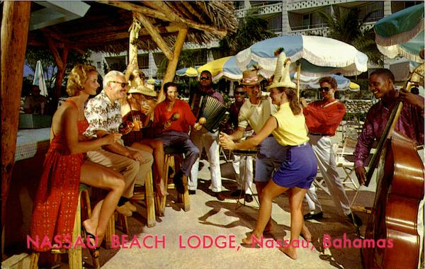 Nassau Beach Lodge Bahamas Caribbean Islands