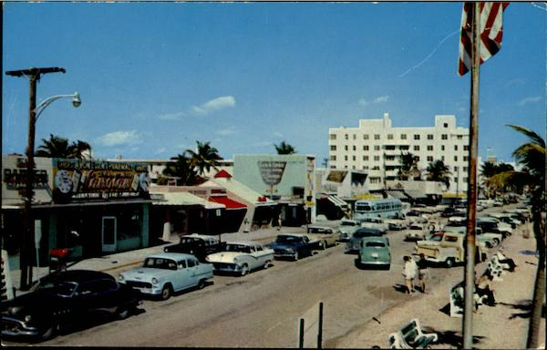 South Atlantic Boulevard Fort Lauderdale Florida
