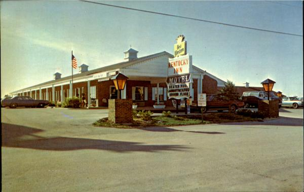Kentucky Inn, Interstate 65 and Ky 70 & 90 Cave City