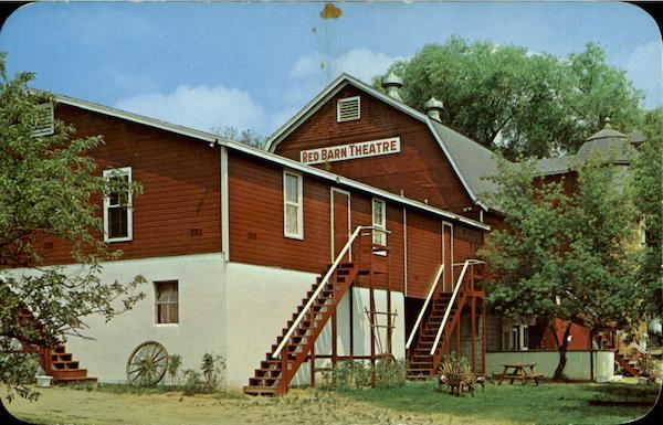 Red Barn Theater Saugatuck, MI