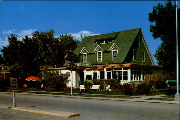 Green Gables Inn, Highway 14 and20 Cody Wyoming
